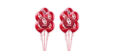 Oklahoma Sooners Balloon Kit