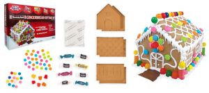 Tootsie Roll Gingerbread Cottage Kit 9pc