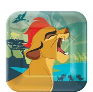 Lion Guard Dessert Plates 8ct