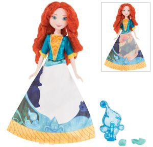 Magical Story Skirt Merida Doll