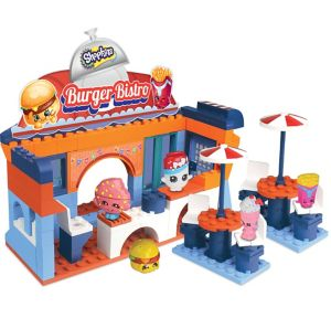 Burger Bistro Shopkins Playset 159pc