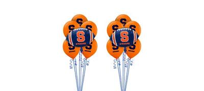 Syracuse Orange Balloon Kit