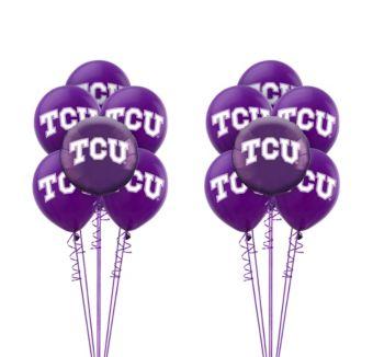 TCU Horned Frogs Balloon Kit