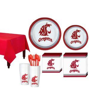 Washington State Cougars Basic Fan Kit