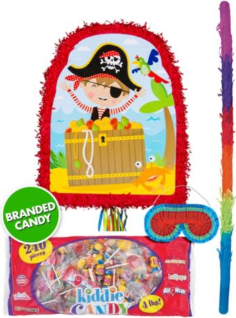 Little Pirate Pinata Kit