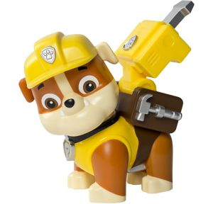 Rubble Action Figure - PAW Patrol
