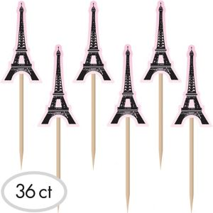A Day in Paris Party Picks 36ct