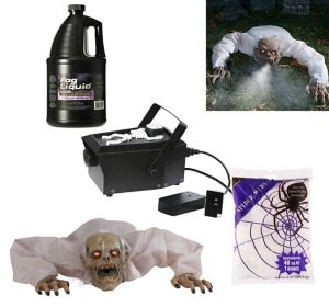 Fog Machine Super Halloween kit