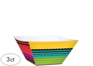 Fiesta Serving Bowls 3ct