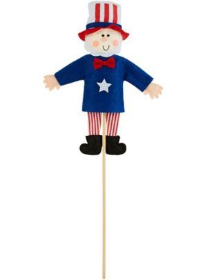 Uncle Sam Yard Stake
