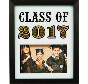 Class of 2017 Graduation Shadow Box Photo Frame