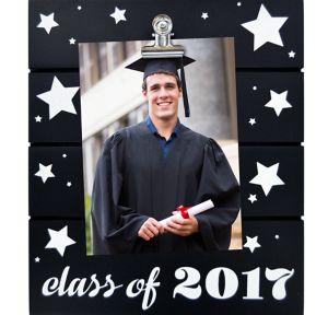 Class of 2017 Clipboard Graduation Photo Frame