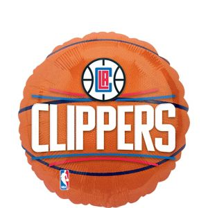 Los Angeles Clippers Balloon - Basketball