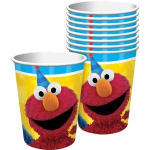 Sesame Street Cups 8ct