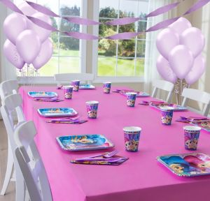 Shimmer and Shine Basic Party Kit for 8 Guests
