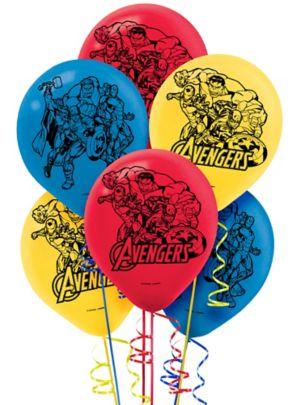 Avengers Balloons 6ct