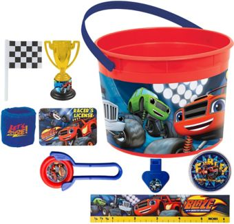 Blaze and the Monster Machines Ultimate Favor Kit for 8 Guests