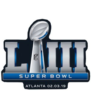 Super Bowl Magnet