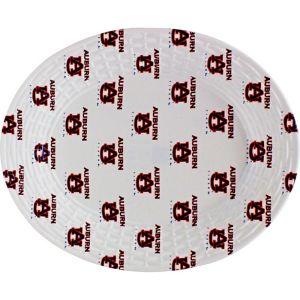 Auburn Tigers Oval Platter