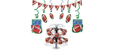 Football Decorating Kit
