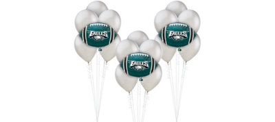 Philadelphia Eagles Balloon Kit