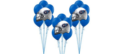 Tennessee Titans Balloon Kit