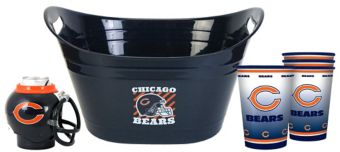 Chicago Bears Drink Tailgate Kit