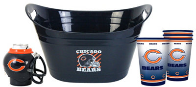 Chicago Bears Drink Tailgate Kit
