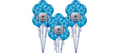 Dallas Cowboys Balloon Kit