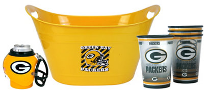Green Bay Packers Drink Tailgate Kit