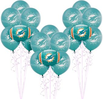 Miami Dolphins Balloon Kit
