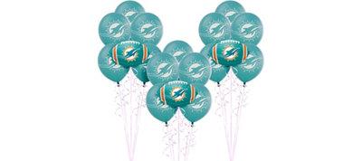 Miami Dolphins Balloon Kit