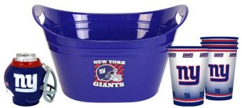 New York Giants Drink Tailgate Kit