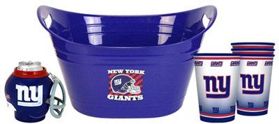 New York Giants Drink Tailgate Kit