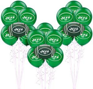 New York Jets Balloon Kit