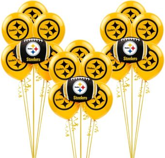 Pittsburgh Steelers Balloon Kit
