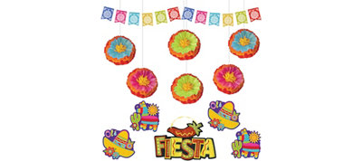 Cinco de Mayo Basic Decorating Kit