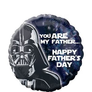 Star Wars Father's Day Balloon