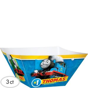 Thomas the Tank Engine Serving Bowls 3ct