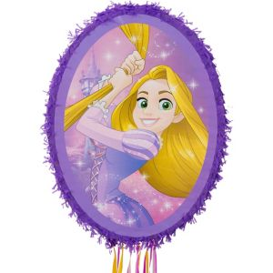Pull String Rapunzel Pinata