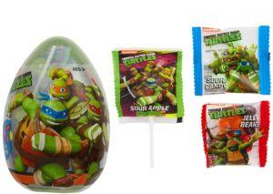 Giant Teenage Mutant Ninja Turtles Candy-Filled Easter Egg