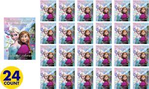 Frozen Coloring Books 24ct