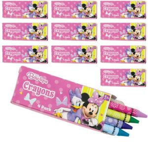 Minnie Mouse Crayon Boxes 48ct
