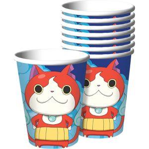 Yo-Kai Watch Cups 8ct