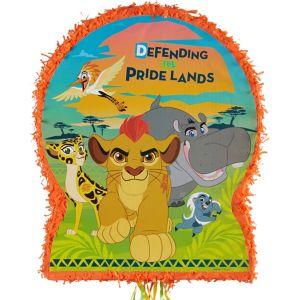 Pull String Lion Guard Pinata