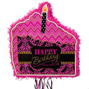 Pull String Fabulous Birthday Pinata