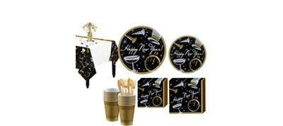 Black Tie Affair Ultimate Tableware Kit