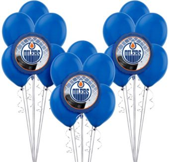 Edmonton Oilers Balloon Kit