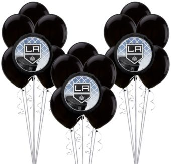 Los Angeles Kings Balloon Kit