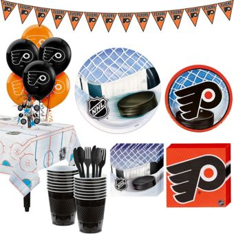 Philadelphia Flyers Super Party Kit for 16 Guests